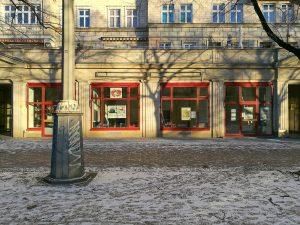 Außenansicht Galerie Kuchling