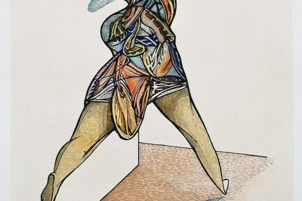 004_Figure__2014._60x50cm.Watercolour_and_Ink_
