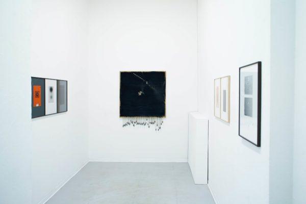 Ausstellungsansicht Fixations