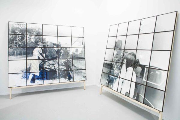 Mette Juul_Ausstellungsansicht Fixations