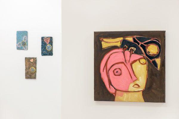 Ausstellungsansicht // Exhibition view